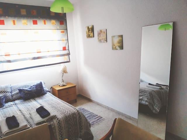 Habitación Granada con WIFI