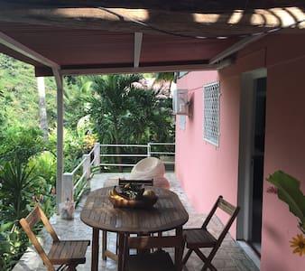 studio au calme dans jardin tropical - Cocoyer