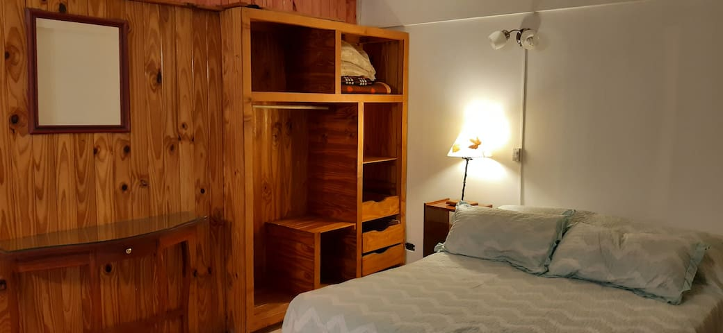 Apartamento Pleno Centro Bariloche.