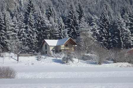 Romantic house in Alps - Radnig