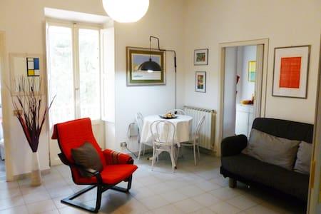Casa Serafina a Castel Gandolfo - Lejlighed