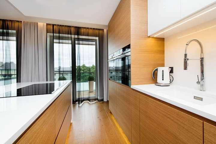Modern high-end quality city center apartment - Tallinn - Apartmen