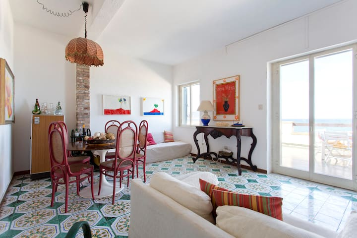 Casa di Mare Big vicino il centro - Palermo - Appartement
