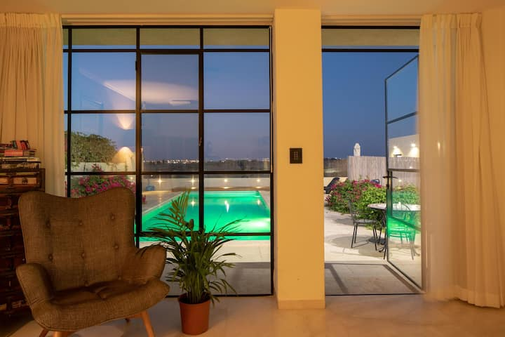 Luxury suite near Beer Sheva