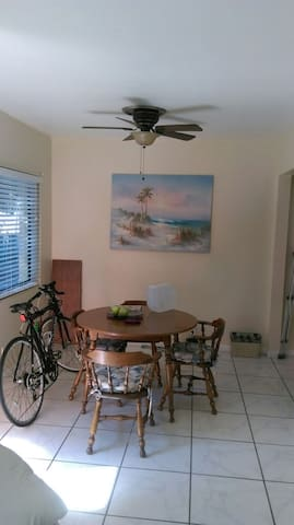 The friendly apartment - Lake Worth - Leilighet