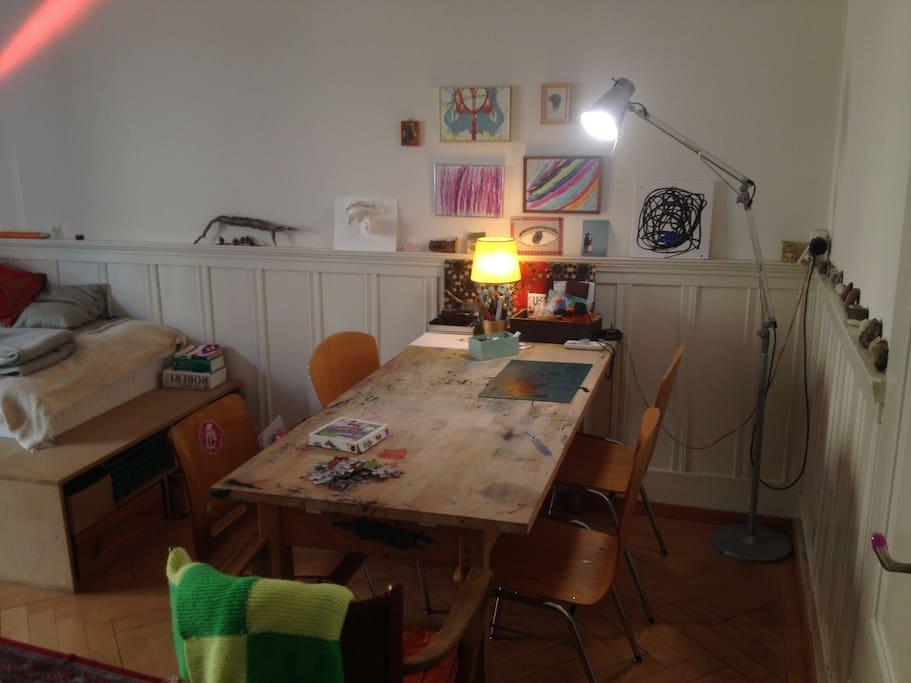 salon, stube, livingroom