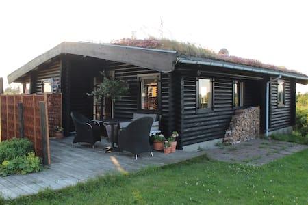 Bjælkehytte - Hjørring - Sommerhus/hytte