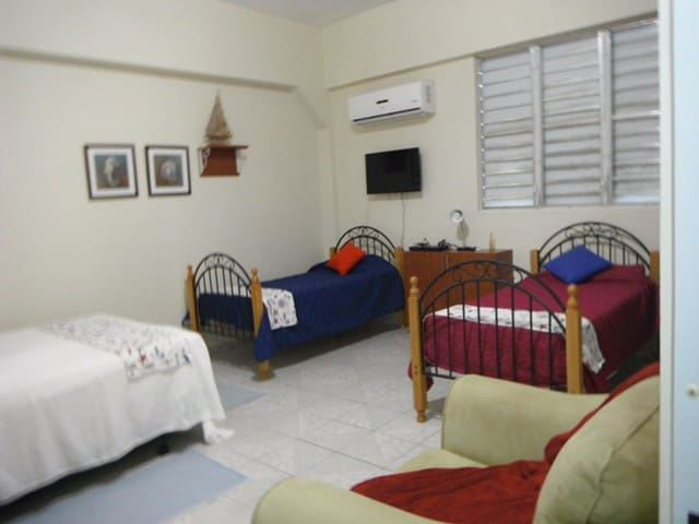 Arecibo Seabreeze: Feel @ home in family size room
