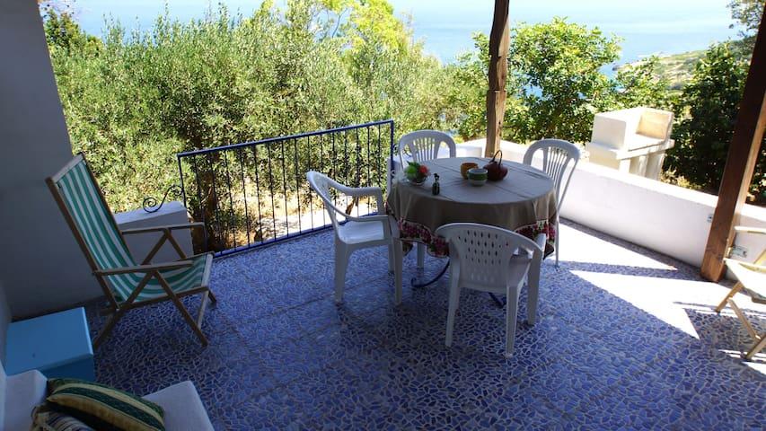 Graziosa Pajaretta vista mare - Lecce - Apartament