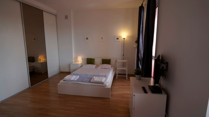 Great Studio in city center welcome - Varsavia - Appartamento