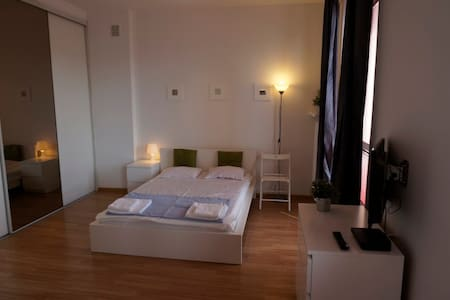 Great Studio in city center welcome - Warsaw - Apartment
