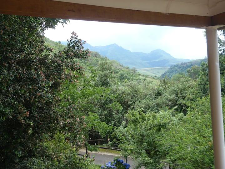 Berg Treat Central Drakensberg