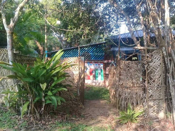 ArteNamata - Ateliê/Pousada na Amazônia