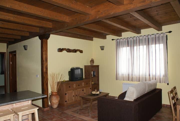 Casa Rural Las Candelas - Apartamento Cerromingo