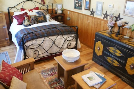 Charming Bunkhouse in Pescadero