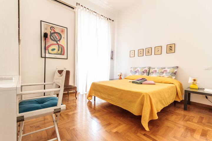 Your room at Al nostro villino - Roma - Bed & Breakfast