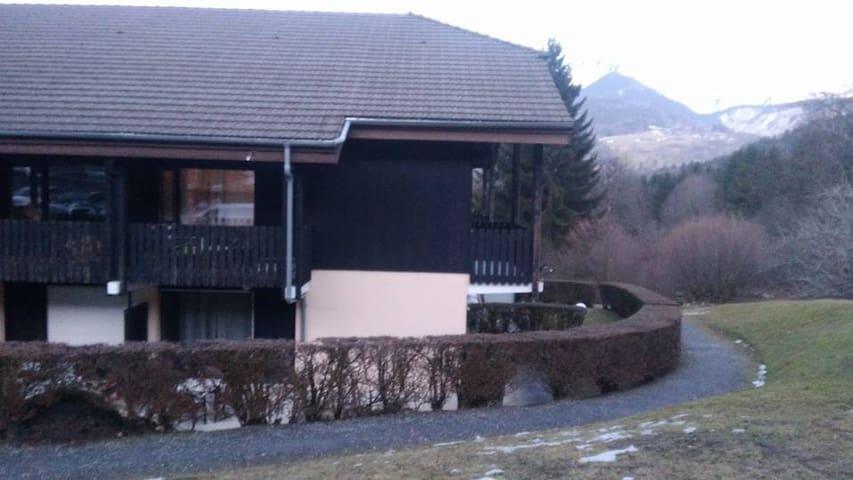 Studio Haute Savoie - Saint-Jeoire - Apartment
