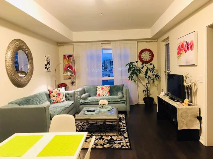 Beautiful apartment with 2 bedrooms in Richmond