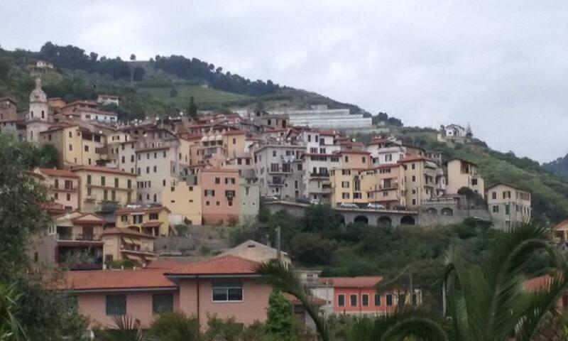 Apartment in San Biagio della Cima - IM
