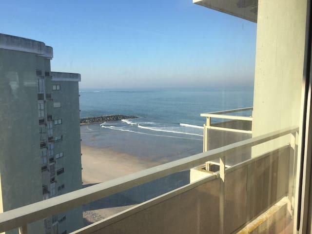 Praia Ofir, Beach apartment