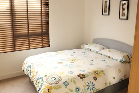 Zone 2 - New and Bright Double Room - London - Apartment
