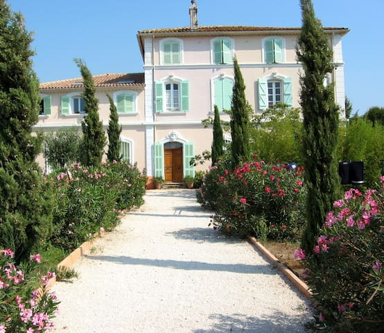 Authentic charm and tradition BnB  - Hyères - Bed & Breakfast