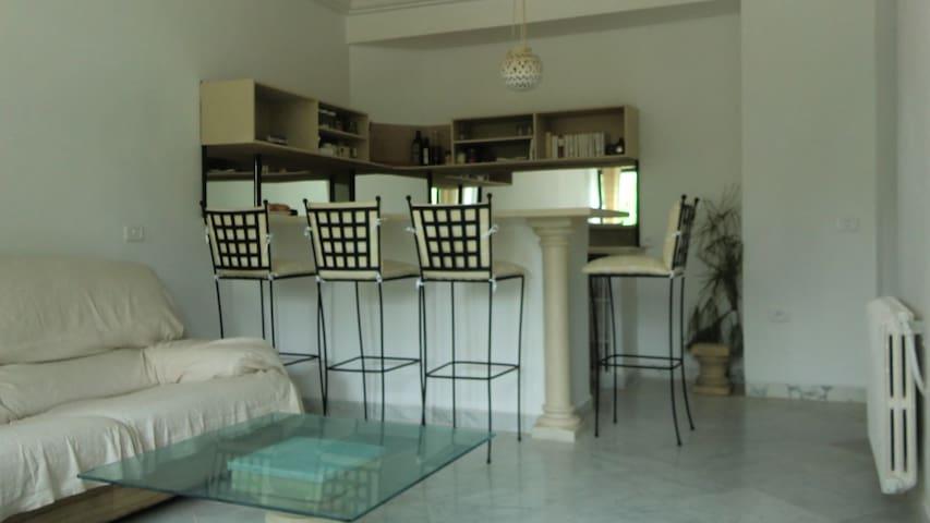 Beau studio à CARTHAGE SALAMMBO - Carthago - Appartement
