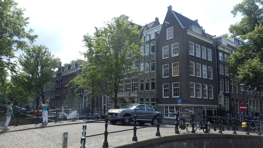 Luxurious canal apartment Amsterdam - Amsterdam - Hus