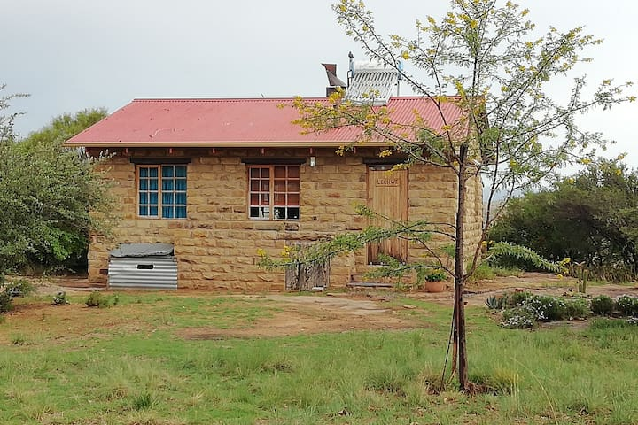 Boomplaats Guest Farm Cottage Lechwe