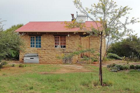 Boomplaats Guest Farm Cottage Lechwe
