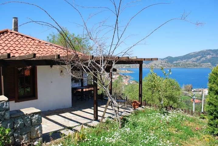 Selimiye Houses, Small House,  Phantastic View