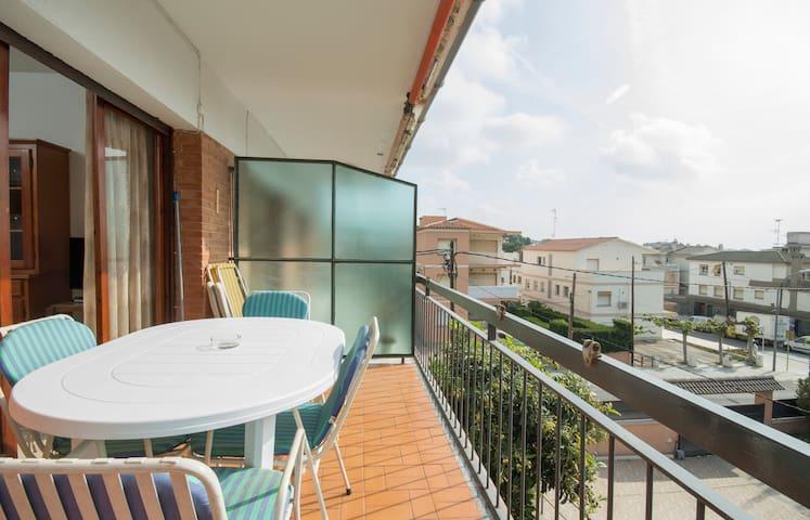 Cosy apartment near the beach - Calafell - 公寓
