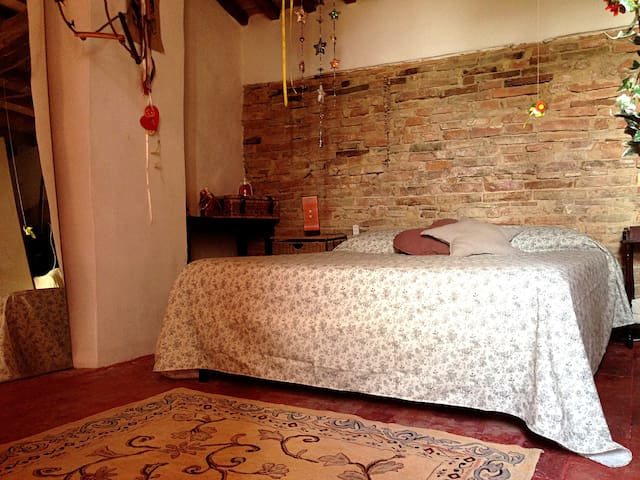 Your sweet apartment in Tuscany - Legoli - Departamento