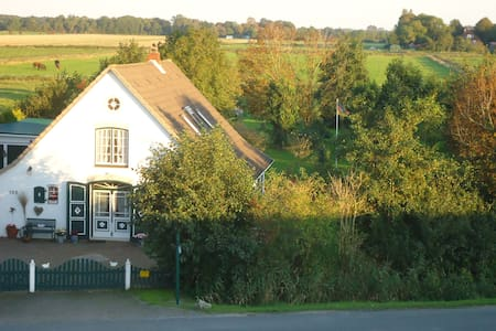 Haus Rahmpöttchen - Wurster-Nordseeküste - Bed & Breakfast
