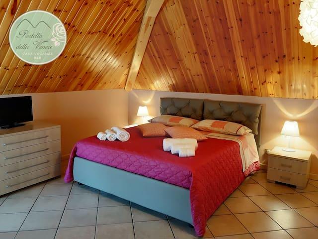 Portella della Venere, casa vacanze-b&b