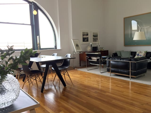 Spacious West Village Loft Studio - Nova York - Pis