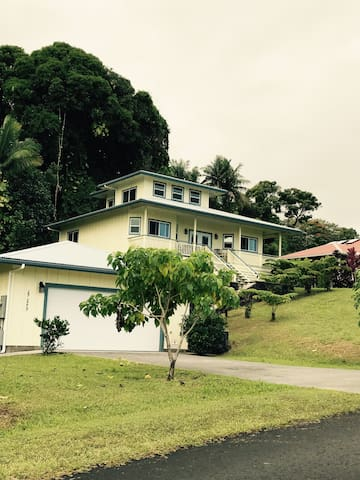 SPECIAL Hamakua, Hilo, Hakalau,  Volcano - Hakalau - Casa