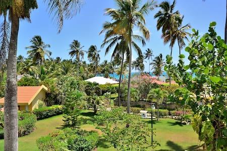 80m² luxurious apartment, beachside, oceanview - Cabarete  - Lejlighed