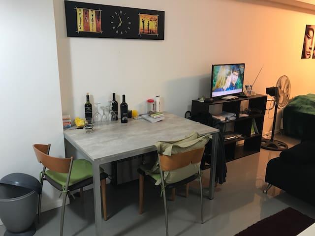 Apartamento compartir alquiler por noche 190 pesos - Buenos Aires - Apartment