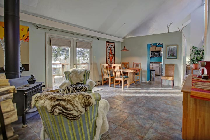The Ptarmigans Nest BnB Dorm 3 - no cleaning fee - Silverthorne - Bed & Breakfast