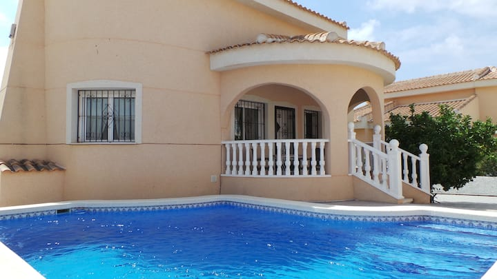 Casa Tobias, 3 Bed 2 Bath Det Villa + Private Pool