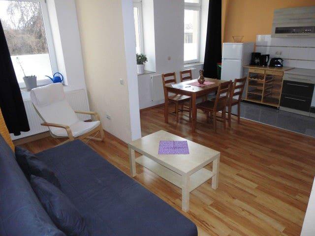 2-room-apartment Dresden Altstadt - L2