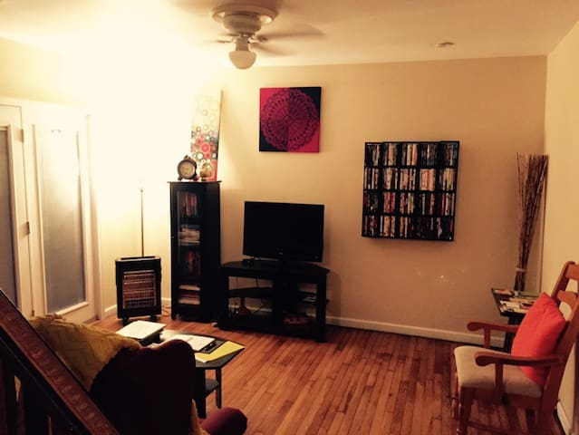 Spacious Private Loft Apt - San Antonio - Casa