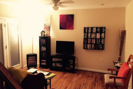 Spacious Private Loft Apt - San Antonio