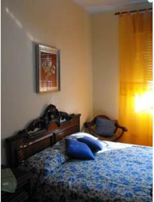 una di tre camere da letto
