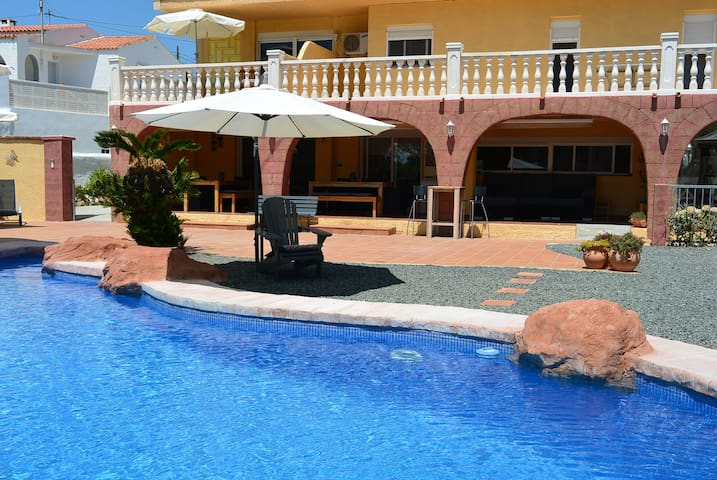 Bed and breakfast in Calpe - Penon