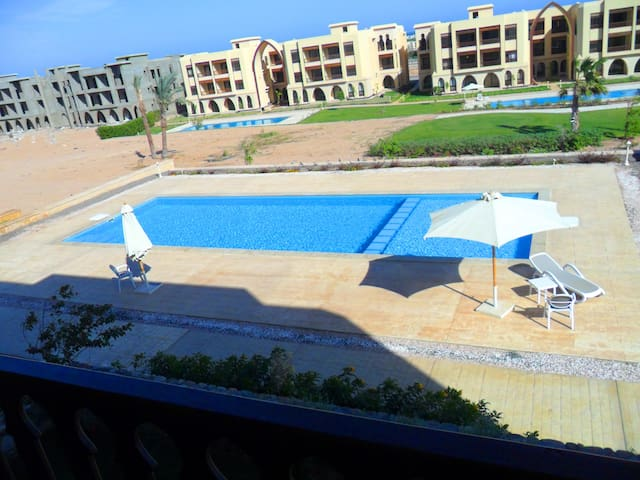 Apartment in Golf Heights - Nabq Bay (SS-1121)