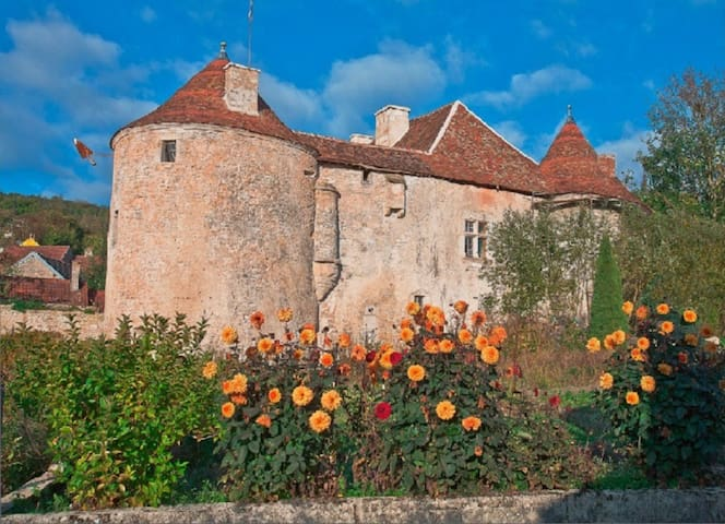 Château Médiéval - Evénements - La Chaume - Castelo