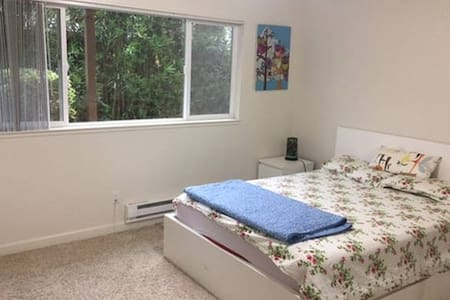 Spacious, Clean, Furnished Private Room with Bath - Mountain View - Διαμέρισμα