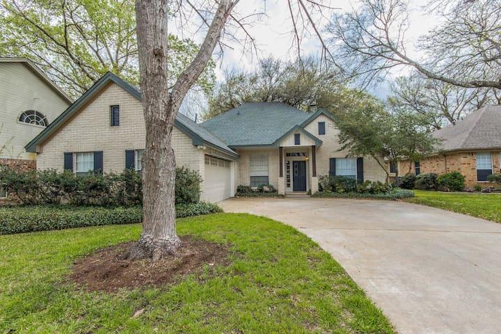 Newly-remodeled quiet home in Cedar Park, TX - Cedar Park - Hus